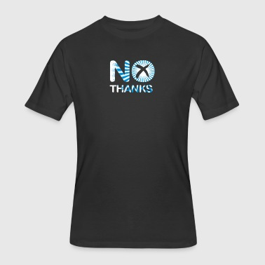 No Thanks - Men's 50/50 T-Shirt