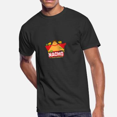 Nacho Friend Nacho - Men's 50/50 T-Shirt