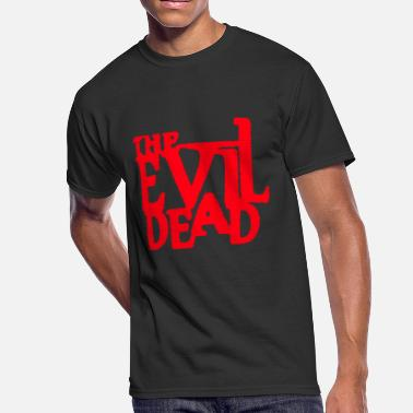 Retro The Evil Dead The Evil Dead - Men's 50/50 T-Shirt