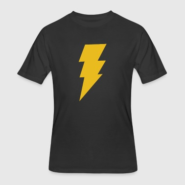 LIGHTNING BOLT - Men's 50/50 T-Shirt