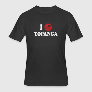 Topanga TOPANGA - Men's 50/50 T-Shirt