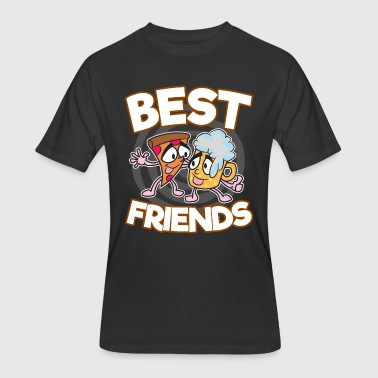 Best Friend Football Best Friends - Men's 50/50 T-Shirt