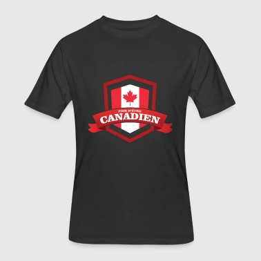 Canadian Proud Proud to be Canadian - Men's 50/50 T-Shirt