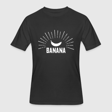 Banana - Men's 50/50 T-Shirt