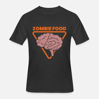 Food City Zombie Food - Men's 50/50 T-Shirt