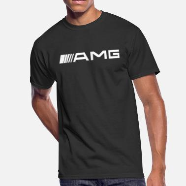 Amg AMG logo - Men's 50/50 T-Shirt
