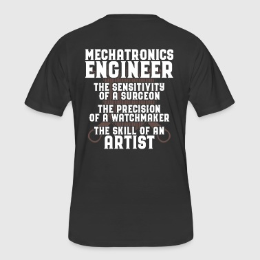 Mechatronics Engineer Mechatronics Engineer/Mechatronic/Gift/Present - Men's 50/50 T-Shirt