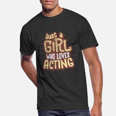 Actress Actress - Men's 50/50 T-Shirt