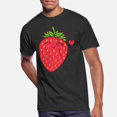 75c7206b2 Shop Strawberry T-Shirts online | Spreadshirt