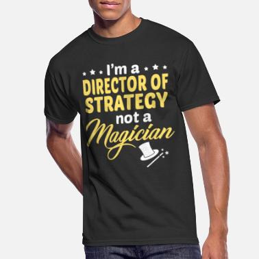 Strategy Director of Strategy - Men's 50/50 T-Shirt