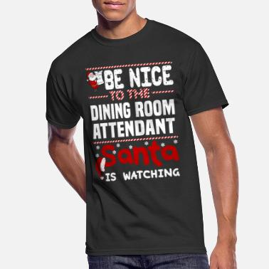 Dine Dining Room Attendant - Men's 50/50 T-Shirt
