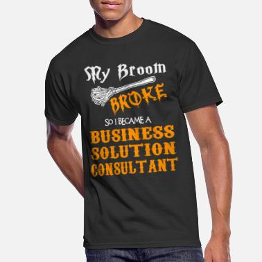 Consultant Business Solution Consultant - Men's 50/50 T-Shirt