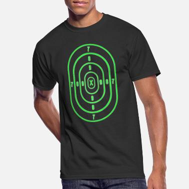 Shop Target Shooting T-Shirts online | Spreadshirt