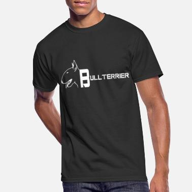 Big Bullterrier - Men's 50/50 T-Shirt