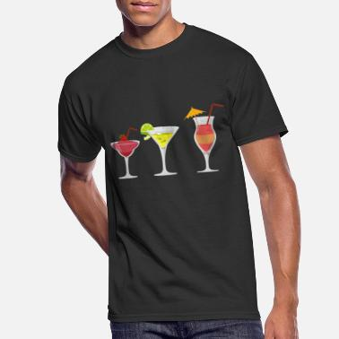 Liquor Cocktails - Men's 50/50 T-Shirt