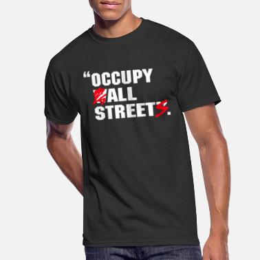 Occupy Wall Street occupy wall street - Men's 50/50 T-Shirt