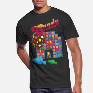 Spreadgaming Candy Crushing #spreadgaming - Men's 50/50 T-Shirt