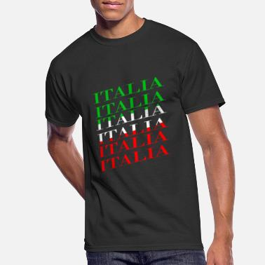 National Colors Italy national colors - Men's 50/50 T-Shirt