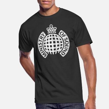 Sound Ministry Of Sound - Men's 50/50 T-Shirt