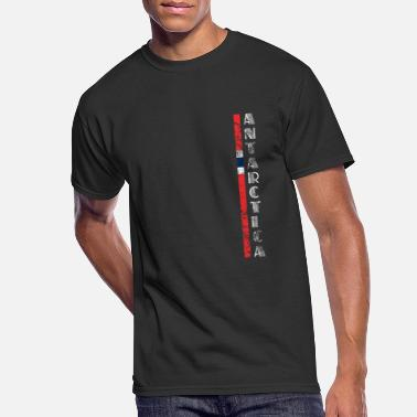 South Pole Antarctica South Pole - Men's 50/50 T-Shirt