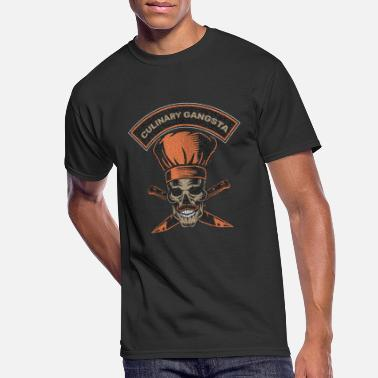 Culinary Arts Culinary Gangsta - Men's 50/50 T-Shirt