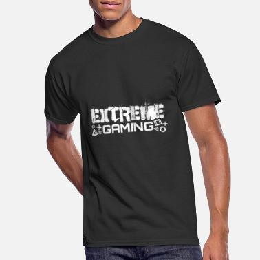 Extreme Gaming extreme game on - Men's 50/50 T-Shirt