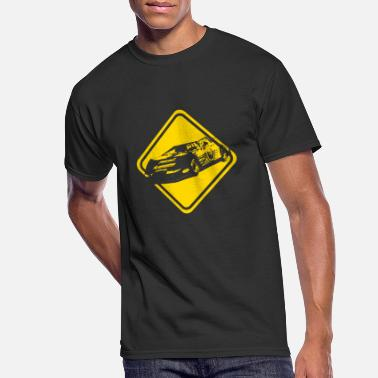Race Car Race Car - Men's 50/50 T-Shirt