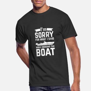 Ss Minnow Funny  Boat  Yacht  Captain  Humor Navy Tank Top