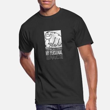 Personal space - Men's 50/50 T-Shirt