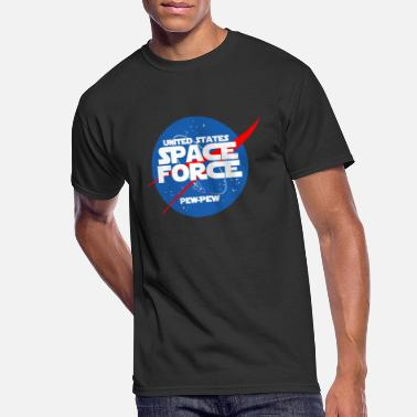 Force Space Force - Men's 50/50 T-Shirt
