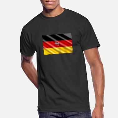 Saxony Lower Saxony - Men's 50/50 T-Shirt