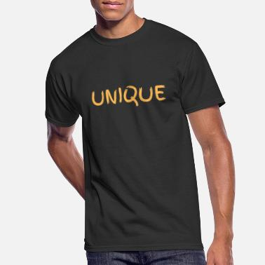 Keyword Unique - Men's 50/50 T-Shirt