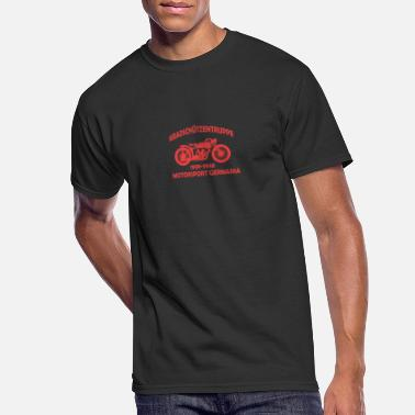 Germania Kradschutzentruppe 1939-1948 Motorsport Germania - Men's 50/50 T-Shirt