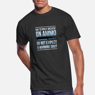 Bullet Bullet Gun Firearms - Men's 50/50 T-Shirt
