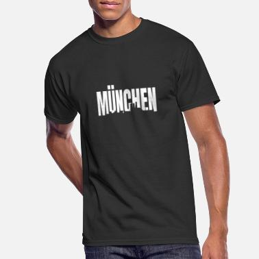 Munich Munich - Men's 50/50 T-Shirt