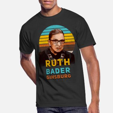 Tribute RBG - Ruth Bader Ginsburg - Men's 50/50 T-Shirt