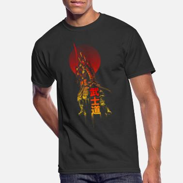 Samurai Samurai - Men's 50/50 T-Shirt