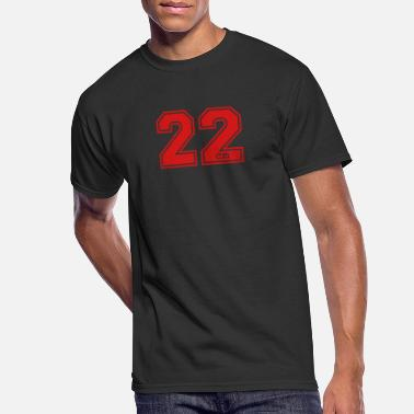 Confidence 22 centimeter - Men's 50/50 T-Shirt