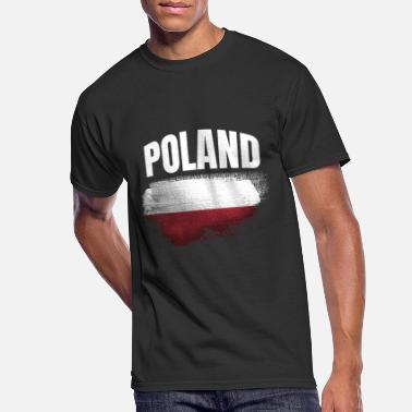 Poland poland - Men's 50/50 T-Shirt