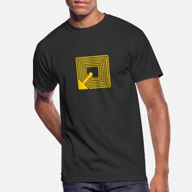 Homepage RFID - Men's 50/50 T-Shirt
