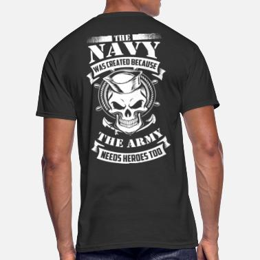 Royal Australian Navy us navy even the army needs heroes - Men's 50/50 T-Shirt
