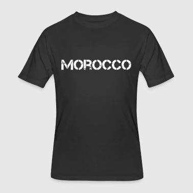 Morocco - Men's 50/50 T-Shirt