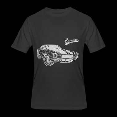 Camaro SS - Men's 50/50 T-Shirt