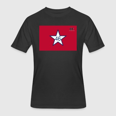 Flag of Oklahoma 1911 - Men's 50/50 T-Shirt