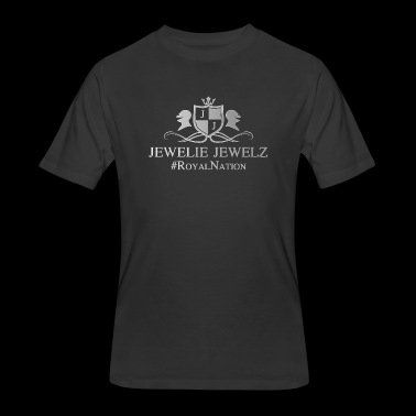 Jewelz Banner logo - Men's 50/50 T-Shirt