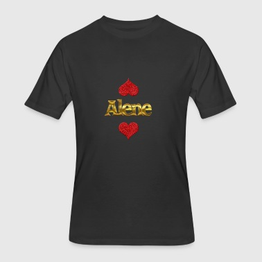 Alene - Men's 50/50 T-Shirt