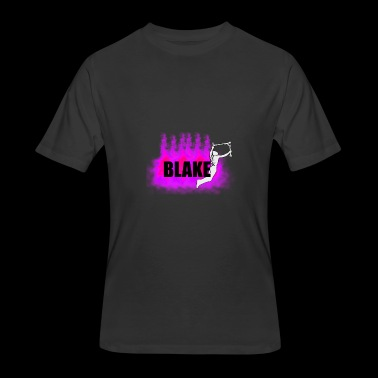 BLAKE MERCH - Men's 50/50 T-Shirt