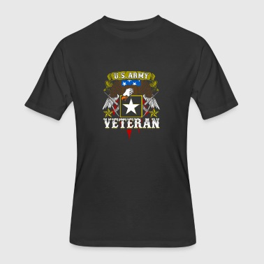 US military Veterans - Men's 50/50 T-Shirt