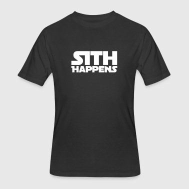 Sith happens - Men's 50/50 T-Shirt