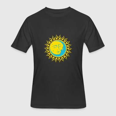 day and night - Men's 50/50 T-Shirt
